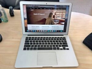 Fastest Macbook Air 2.2Ghz i7 Processor 512GB SSD Purchased 2016