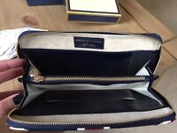 New Aspinal of London Brit Clutch Zip Purse