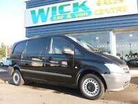 2012 Mercedes-Benz VITO 113 CDI SWB COMPACT Van Manual Medium Van