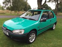 PEUGEOT 106 XN INDEPENDENCE IMMACULATE THROUGHOUT