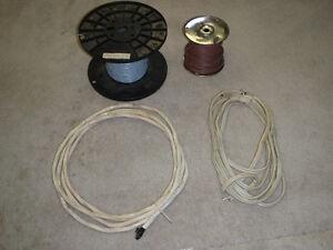 Cable fil electrique