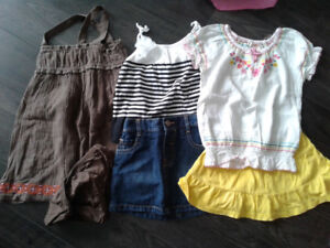 Girl's 2T Outfits