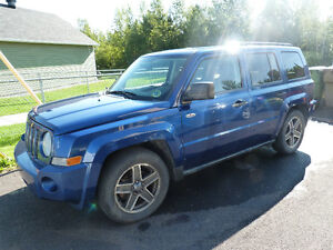 2009 Jeep Patriot Sport VUS