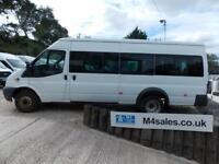 Ford Transit 430 17 Seater Minibus 2.2 Manual Diesel