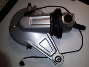 1999 BMW R1100S REAR DIFFERENTIAL, FINAL DRIVE