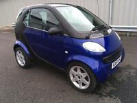 2002 Smart City 0.6 Pulse Hatchback 3dr Petrol Automatic (115 g/km, 61 bhp)