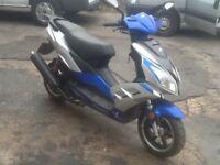 Pulse light speed 2 2014 125cc