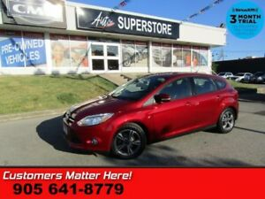 2014 Ford Focus SE  HEATED SEATS BT AUX/MP3 PWR-GROUP ALLOYS