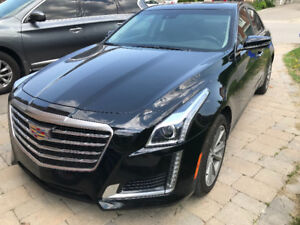 Lease Takeover Cadillac CTS 2017 Luxury AWD