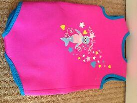 Zoggs swimming baby warmer