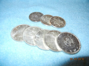 Wanted: silver dollars and coins, sterling silver, silverware,