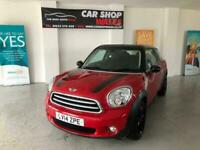 2014 MINI Paceman 1.6 D COOPER Coupe Diesel Manual