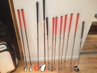 Ensemble de Golf Complet, Taylormade,Cobra.. Etc