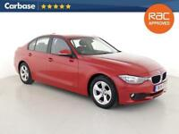 2014 BMW 3 SERIES 320d EfficientDynamics 4dr Step Auto