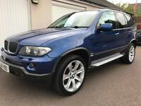 2006 BMW X5 3.0d Sport Exclusive Edition 5dr sat Nav Auto