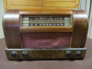 RADIO PHILCO 1942 ANCIEN ANTIQUE