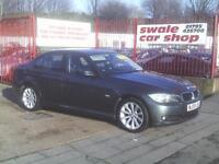 2009 09 Reg BMW 318 2.0 i SE 4 Door Manual 47.9 MPG COMBINED,S/H,6 SPEED