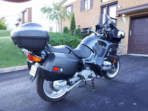 BMW R1100RT + many extras for sale