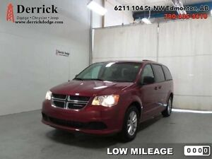 2015 Dodge Gr Caravan 2 Sliding Doors SXT+ Low Mileage $153 B/W