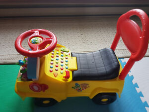 3-in-1 Smart Car for KIDS