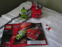 Lego 9484 Disney Pixar Cars Red's Water Rescue