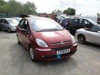 2008 Citroen Xsara Picasso 1.6 Desire. Only 51,000 miles with FSH. 1 owner.