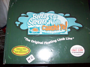 Bella Secrets Caught Ya! Floating Fishing Line Kit