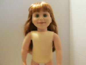 "Maplea Doll  ""Jenna""  Canadian Version of American Girl Doll"