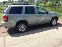 2000 Jeep Grand Cherokee SUV, Crossover