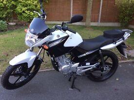 Yamaha YBR125 Motorcycle