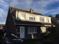 3 bed semi detached property to rent in Finaghy - Unfurnished - NO LONGER AVAILABLE