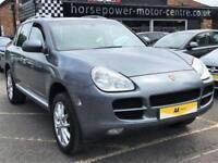 2006 Porsche Cayenne 3.2 V6 Tiptronic S AWD 5dr Petrol silver Automatic