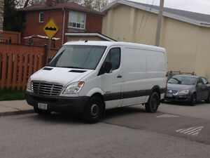 2008 Dodge Sprinter Minivan, Van