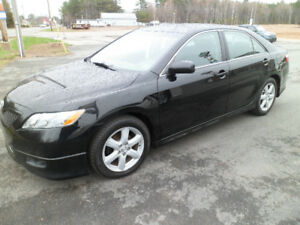 SOLD!!  2007 Toyota Camry SE