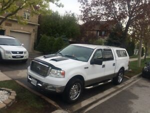 "2006 Ford F150 Super Crew /20"" Rims  4x4"