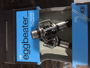 Clips pour vélo giro eggbeater crankbrothers