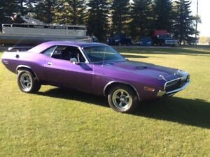 1970 Dodge Challenger RT **NUMBERS MATCHING**