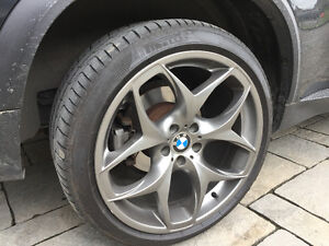 BMW X5 X6 Wheels and Tires