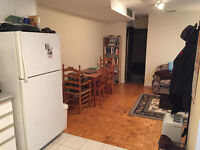 Bright, spacious two bedroom in Little Italy, utilities inc.