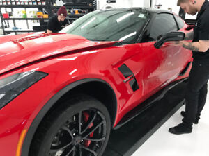 Paint Protection Film / Stone Chip Prevention