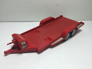 Dale Earnhardt Jr 1:24 Crew Cab, Open Trailer And Stock Car Kitchener / Waterloo Kitchener Area image 5