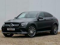 Mercedes-Benz 2.1 GLC250d AMG Line (Premium) Coupe Automatic 5dr - 14,000 MLS