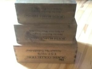 Boyds Bears Nesting Boxes and Sign Kitchener / Waterloo Kitchener Area image 7