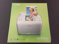 Canon Selphy ES2 Photo Printer (Reduced)