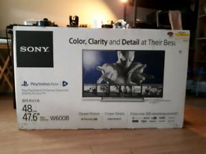 Sony Bravia Play station now TV