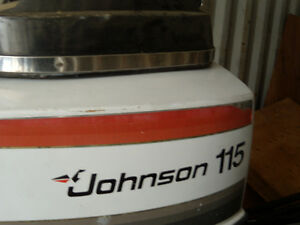 115 johnson outboard parts motor
