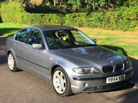 2004 BMW 330D 3.0 DIESEL 5DR 6 SPEED MANUAL **FULL SERVICE HISTORY**