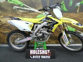 Suzuki RMZ 450 Motocross bike EFI Fuel Injected EXTREMLEY CLEAN EXAMPLE