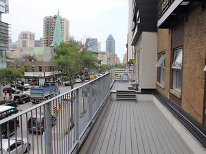 Apartment for Rent Montreal-Downtown Concordia