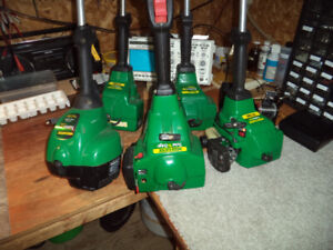 Non-working WEED EATERS wanted
